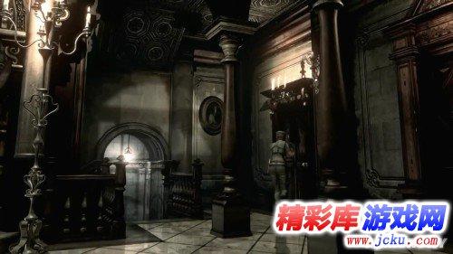 外国朋友亲情解说《生化危机HD:重制版》新演示游戏高清截图4