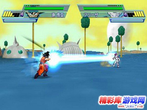龙珠Z:真武道会2游戏截图第2张