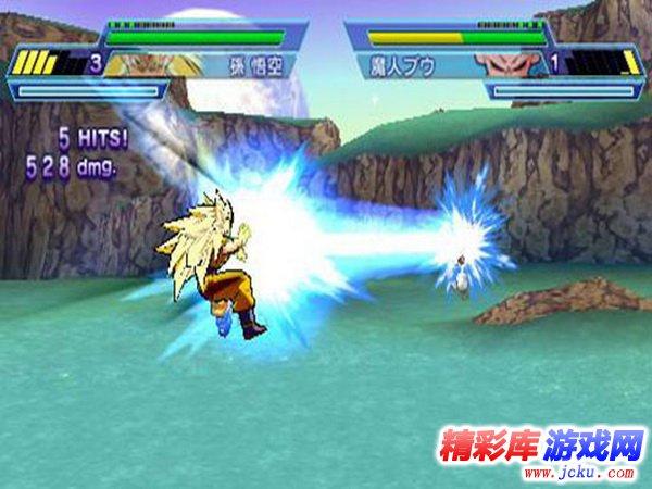 龙珠Z:真武道会2游戏截图第3张