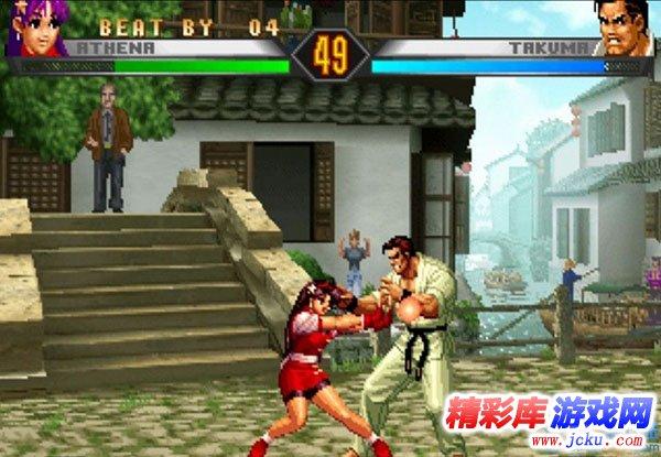 拳皇98:终极之战最终版游戏截图1