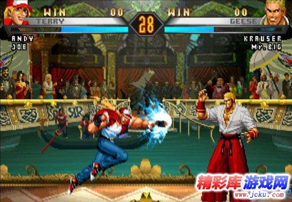拳皇98:终极之战最终版游戏截图2
