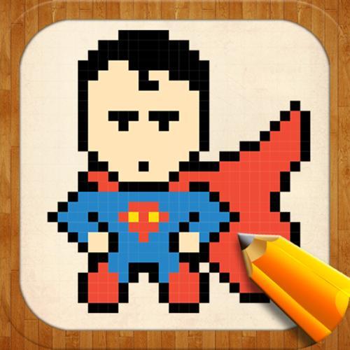 超级像素战士游戏