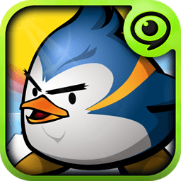 飞翔的企鹅中文破解版(air penguin) 愤怒的企鹅