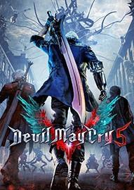 《鬼泣5》汉化版Steam正版