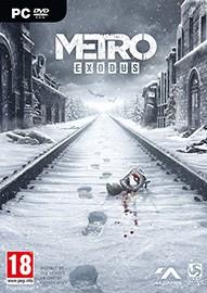 《地铁:离去》官方汉化电脑版Epic正版