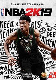《NBA 2K19 20周年纪念版》汉化版Steam正版