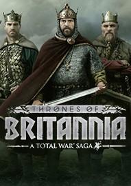 《全面战争传奇不列颠的王座》电脑汉化版Steam正版