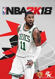 《NBA2K18》官方汉化电脑传奇黄金版Steam正版预载
