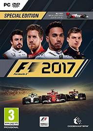 《F12017》电脑汉化版Steam正版