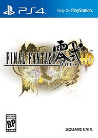 最终幻想零式存档 《最终幻想零式HD》一周目超级存档
